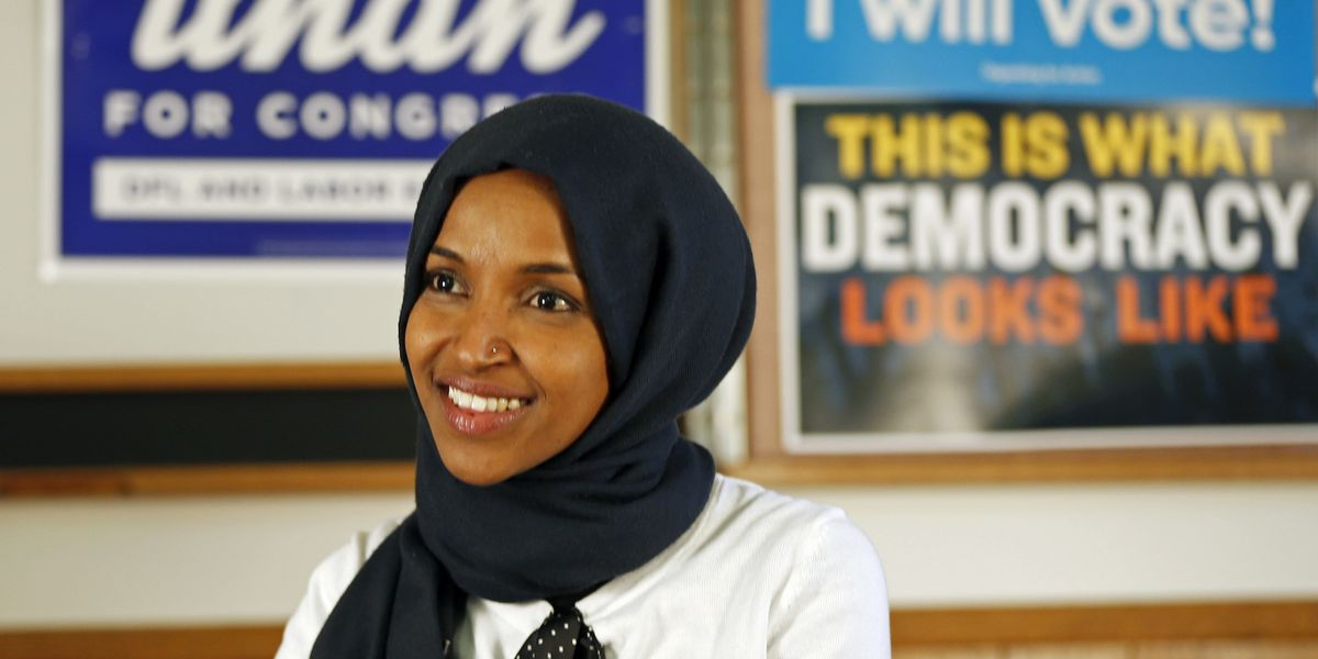 Dem freshman Omar apologizes for tweets critical of pro-Israel lobbying group