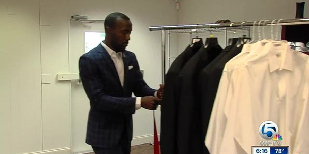 Suits for Seniors founder to suit up homeless