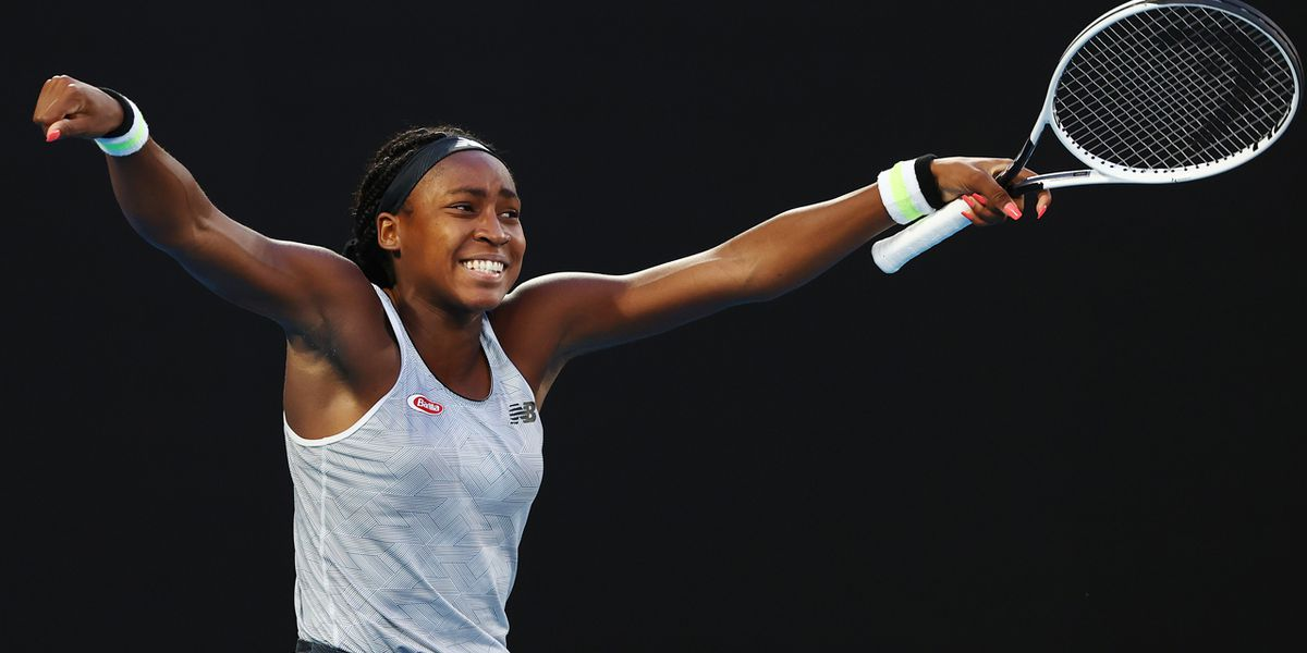 Coco Gauff beats champ Osaka at Australian Open