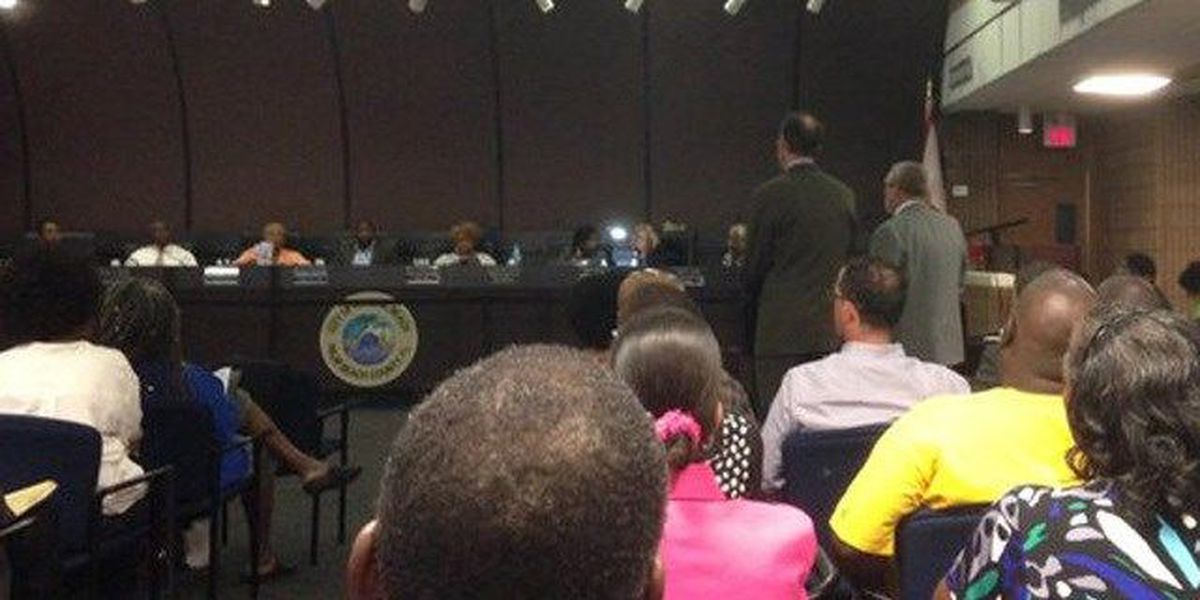 Riviera Beach city manager on the hot seat