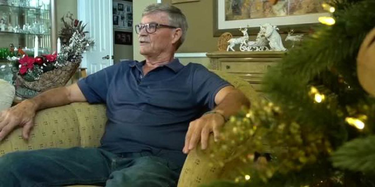 Palm City man makes handcrafted wooden Christmas ornaments