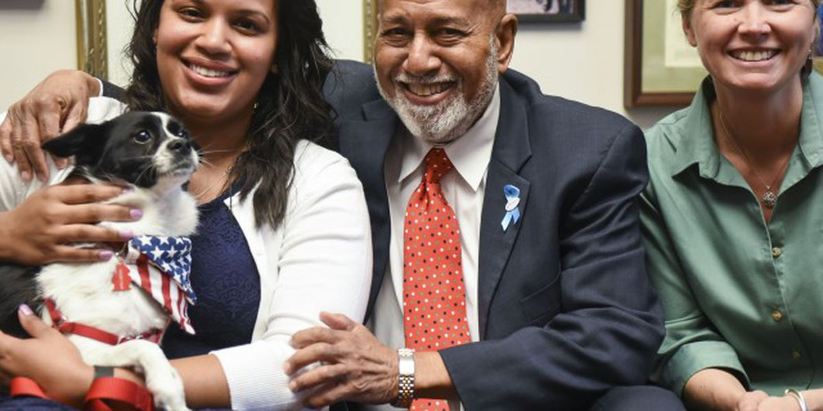 'Crusader for equality:' Community remembers congressman