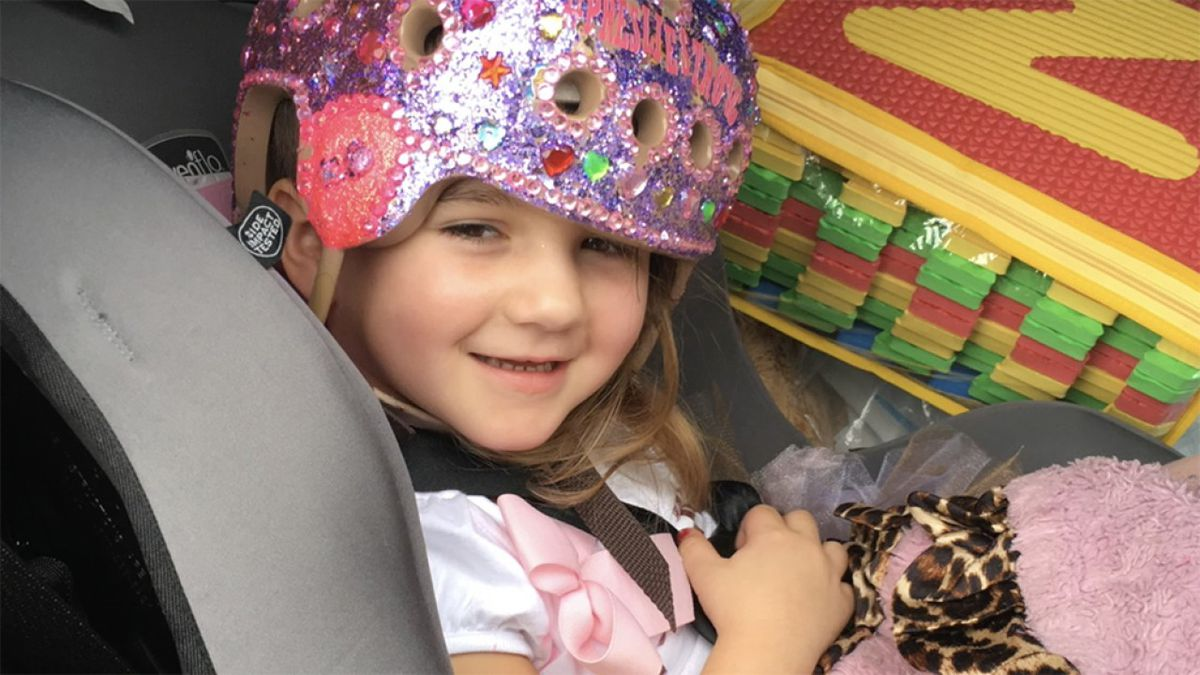 Preslie Jenkins, 3-year-old shot in head, is back in the hospital with infection