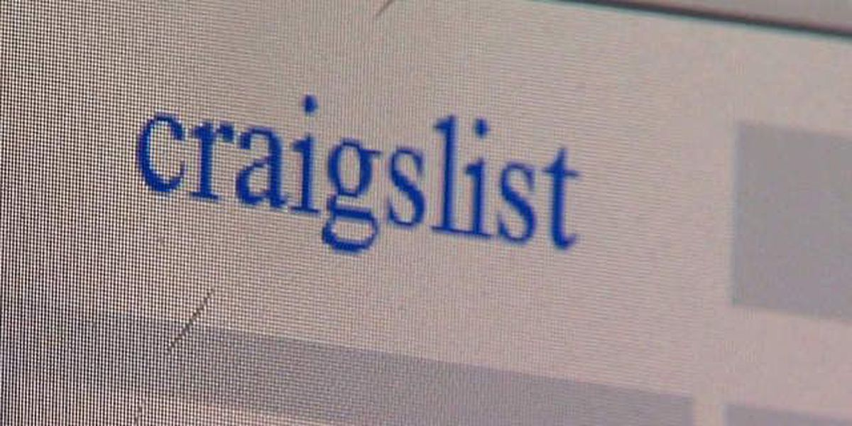 Couple victimized by $2,100 Craigslist scam