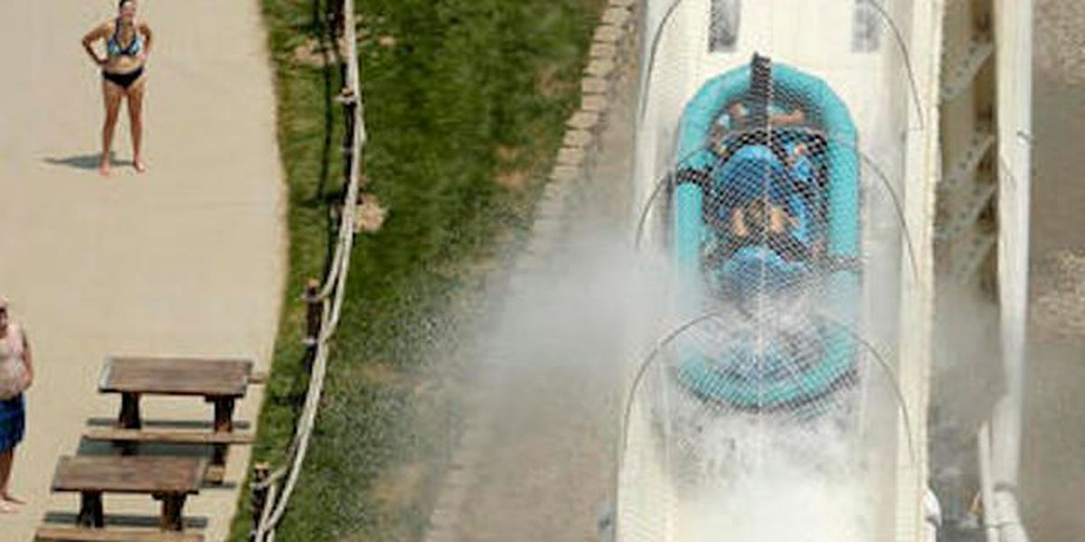 Schlitterbahn to demolish ride after boy's death