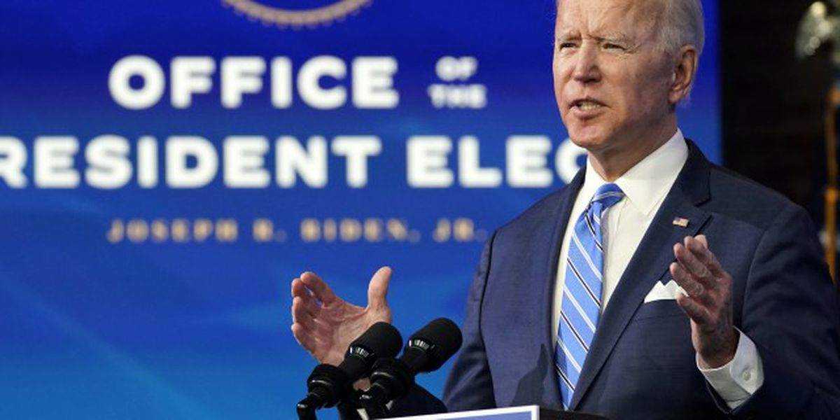 Biden lays out goals of his COVID-19 vaccination plan