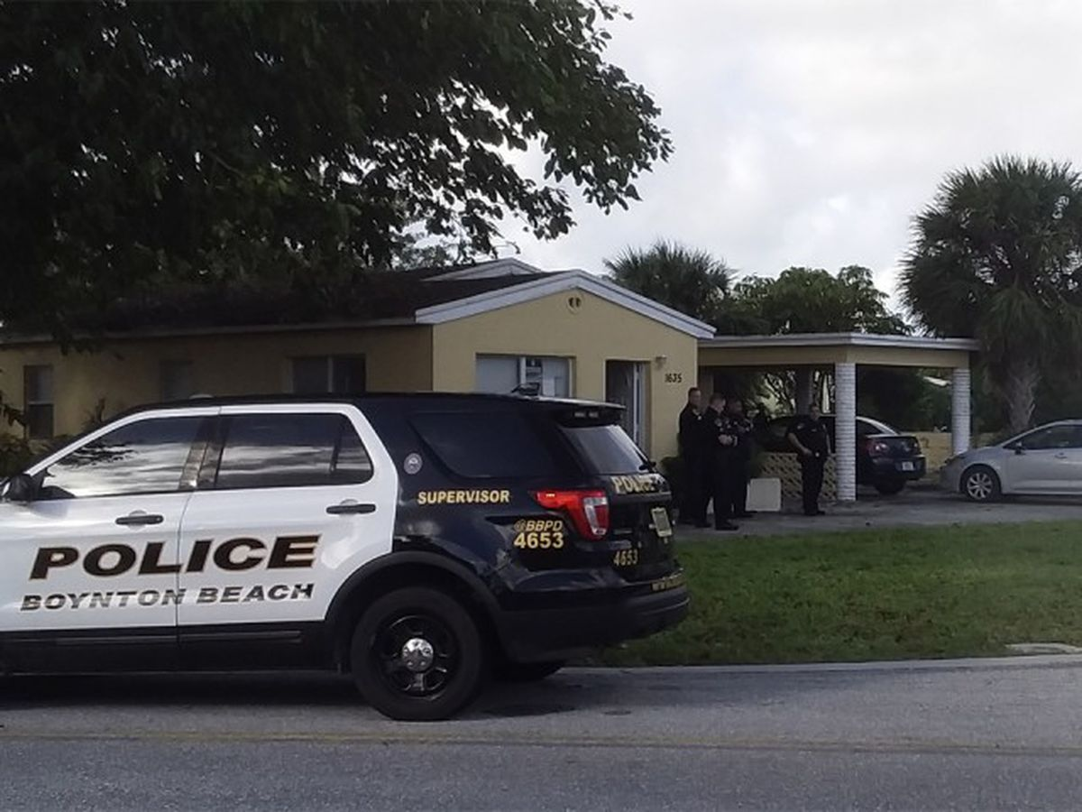 Suspect in fatal shooting of Boynton Beach woman arrested in Maryland