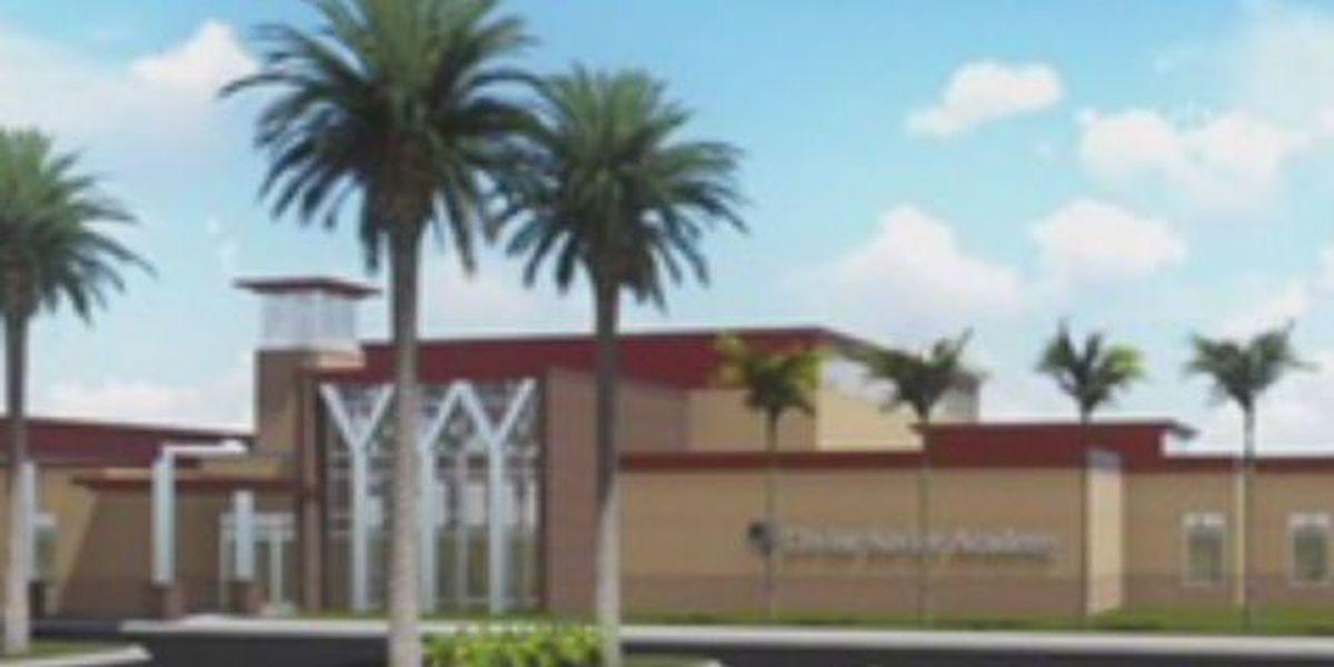 Plans for Delray private school move forwad