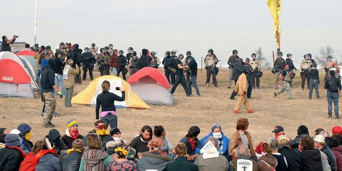 Officials: Protesters should leave federal land