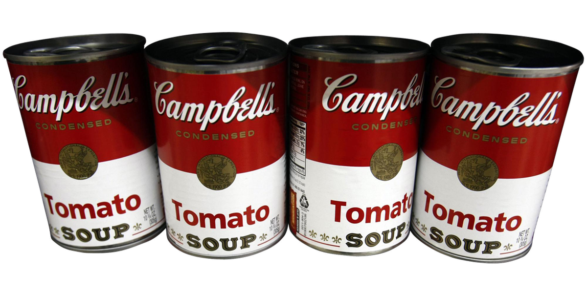 Campbell Soup to remove BPA from its cans