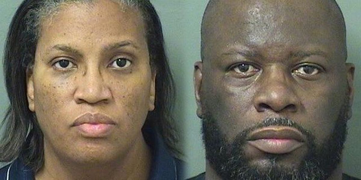 West Palm pastor, wife locked up on sex charges