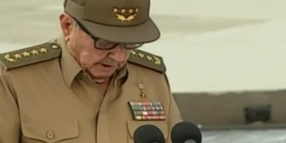 Cubans react to Raul Castro's resignation as head of Communist Party
