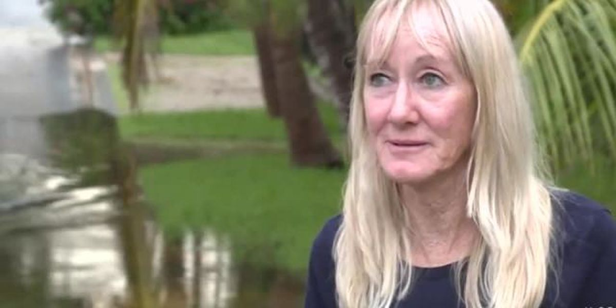 Hobe Sound residents struggle with more flooding