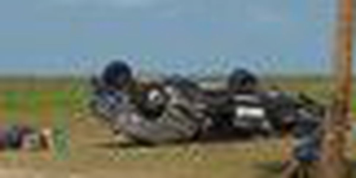 RVs destroyed, campers overturned in Okeechobee