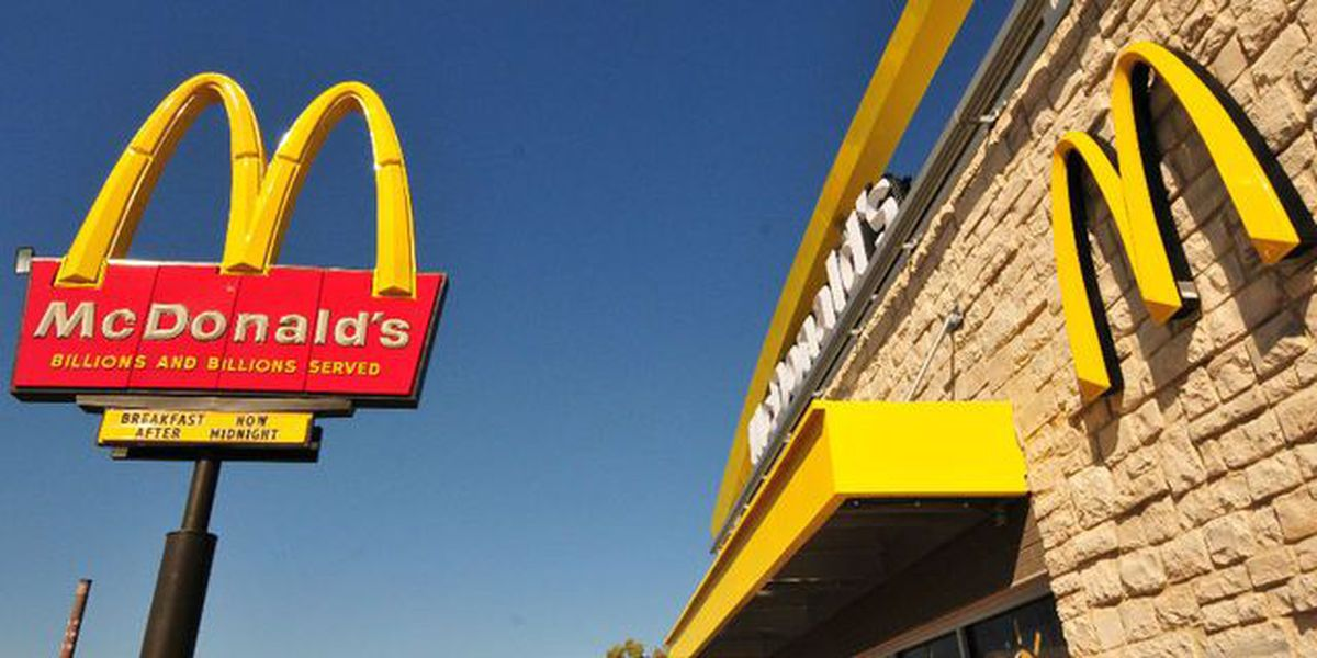 Officer allegedly refused service at McDonald's