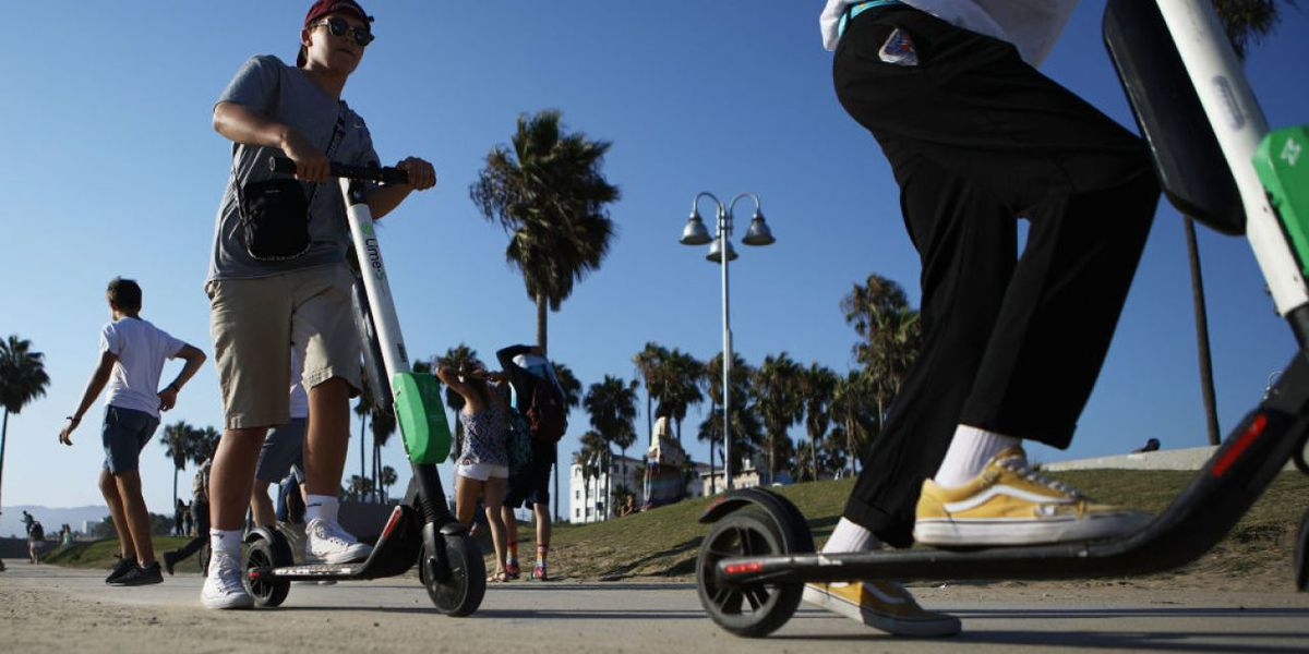 Delray Beach to consider banning dockless scooters even though it has none