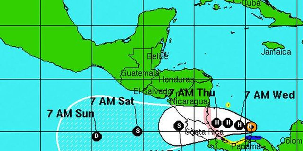3 Dead in Panama rains linked to Otto