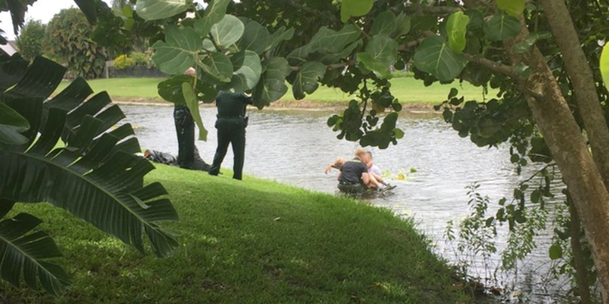 Deputies find, rescue missing woman in canal