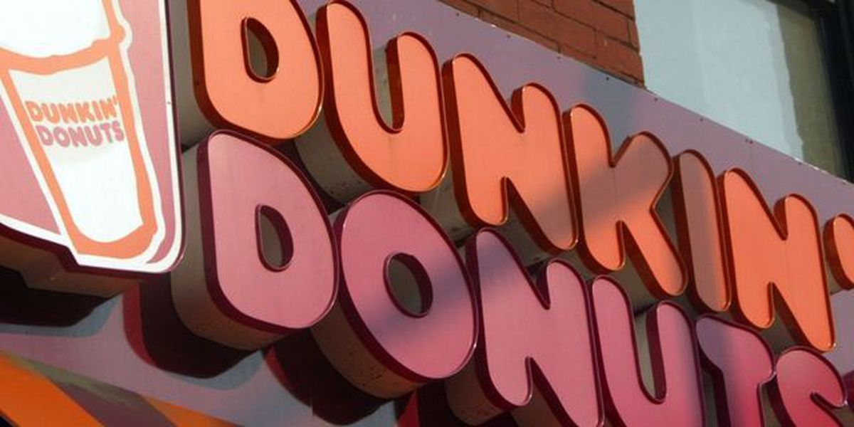 New Dunkin' Donuts store tests shorter name
