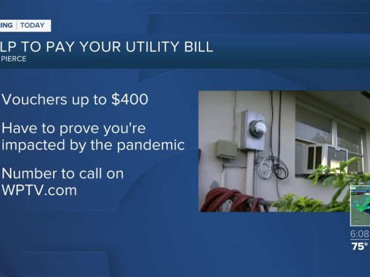 How to apply for a $400 utility voucher in Fort Pierce
