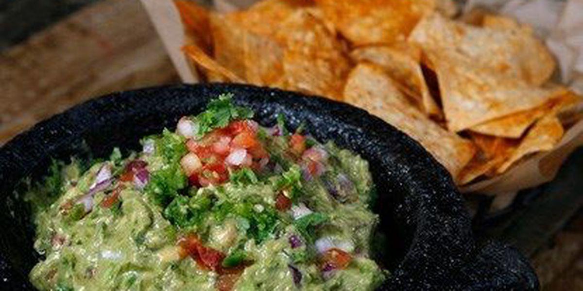 Celebrate Cinco de Mayo with specialty guacamole and margaritas