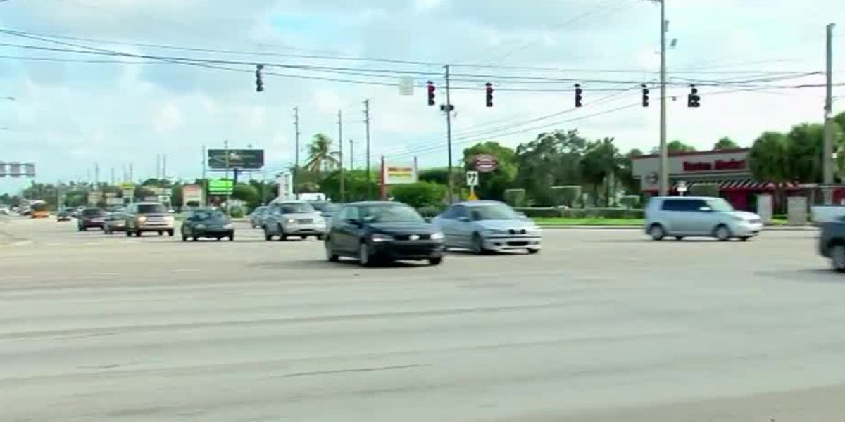 These are the most dangerous intersections in Palm Beach County