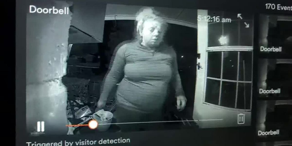 Woman spends 12 hours robbing Oklahoma home