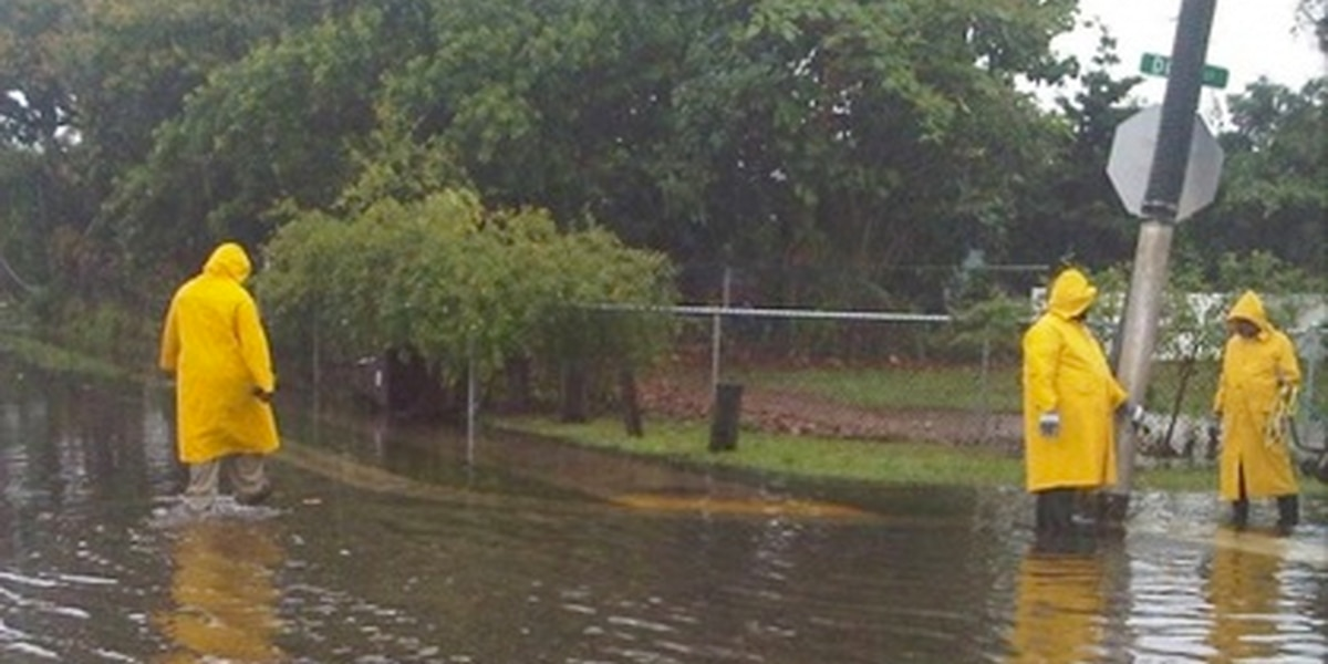 West Palm neighborhood to see flood relief