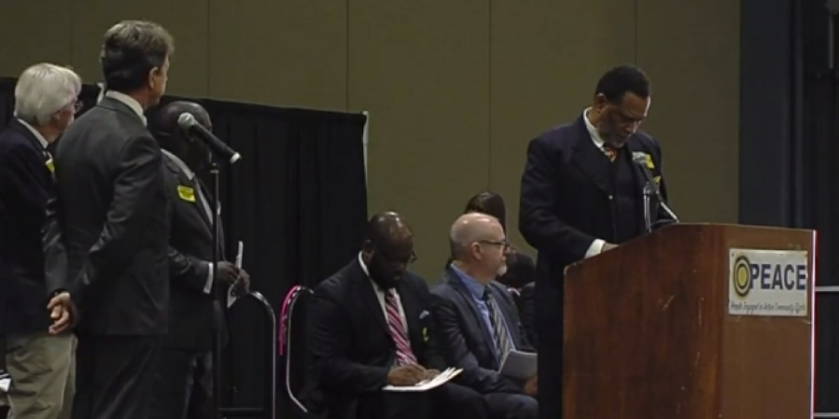 Leaders, advocacy group discuss solutions to homelessness, police/community relations