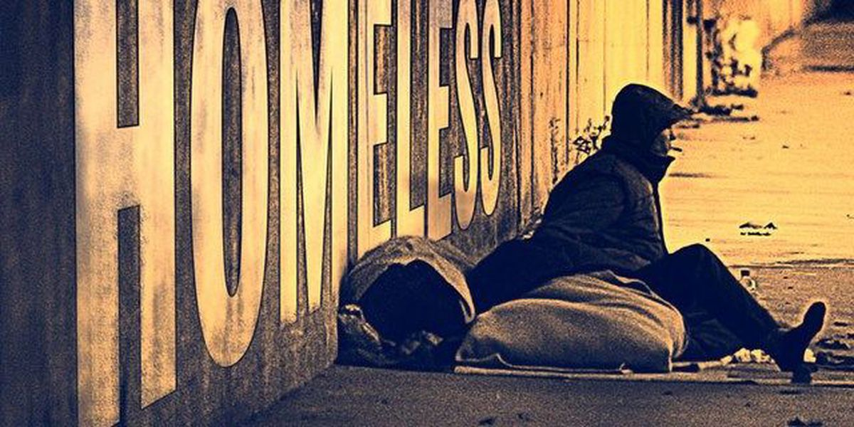 Number of homeless in America increases