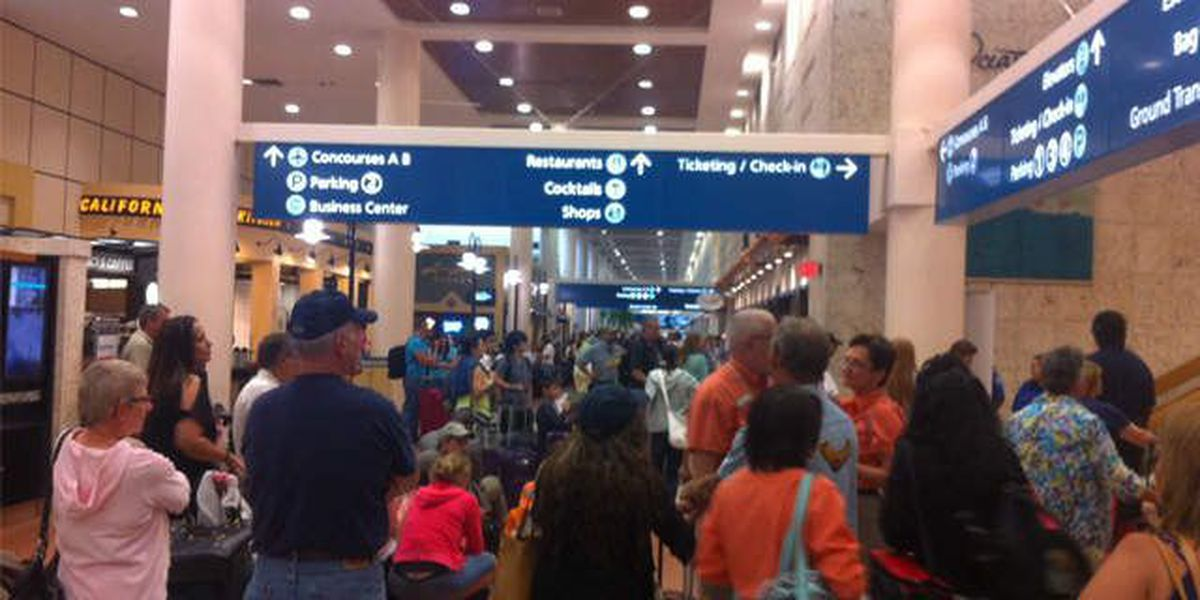 Operations return to normal at PBIA