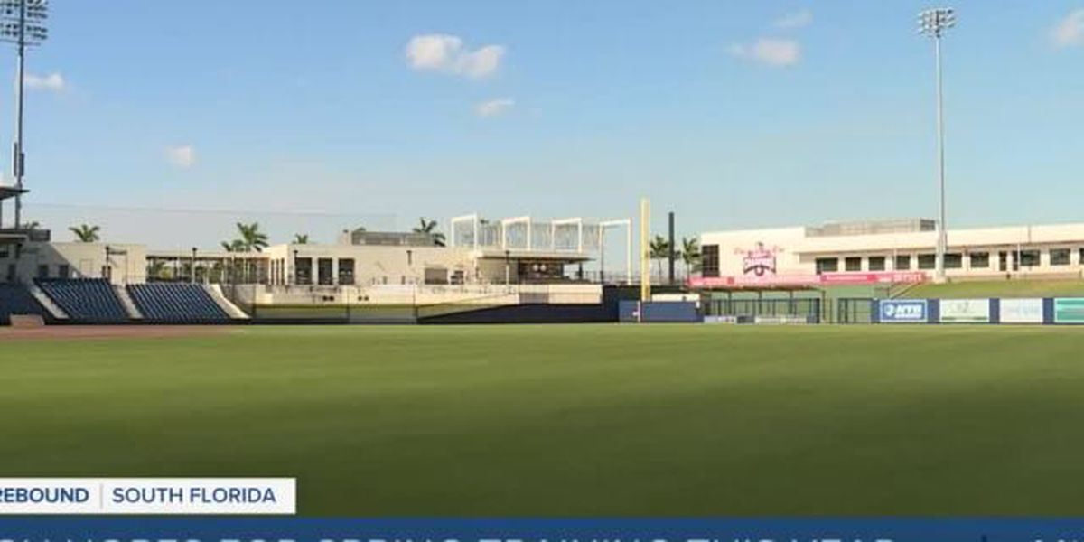 Business owners hopeful spring training won't be delayed