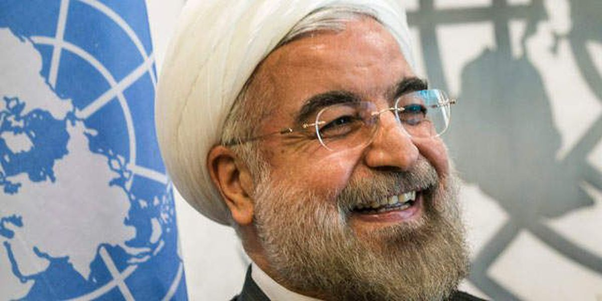 Iran's president: We'll 'stand up to' US