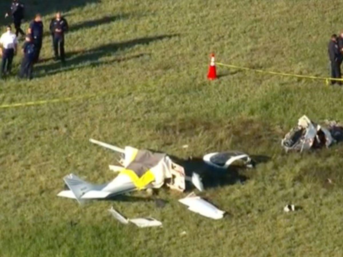 Pilot killed in small plane crash at South Florida airport