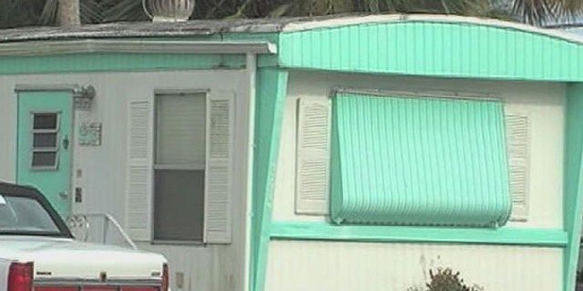 Looming evictions at Suni Sands Mobile Home Park