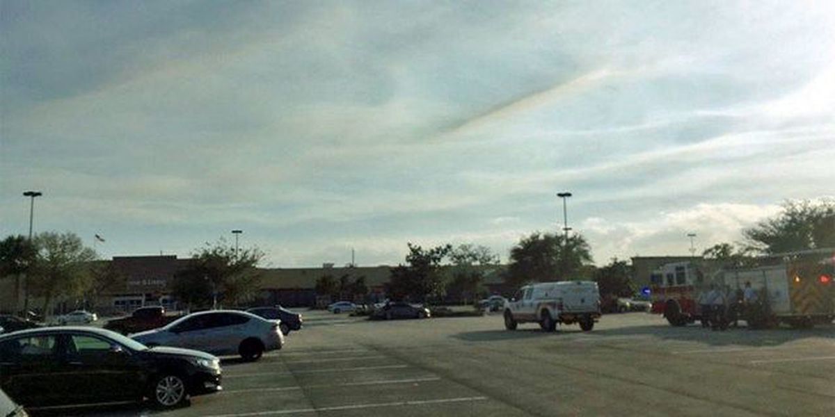 IRC stores cleared after bomb threat