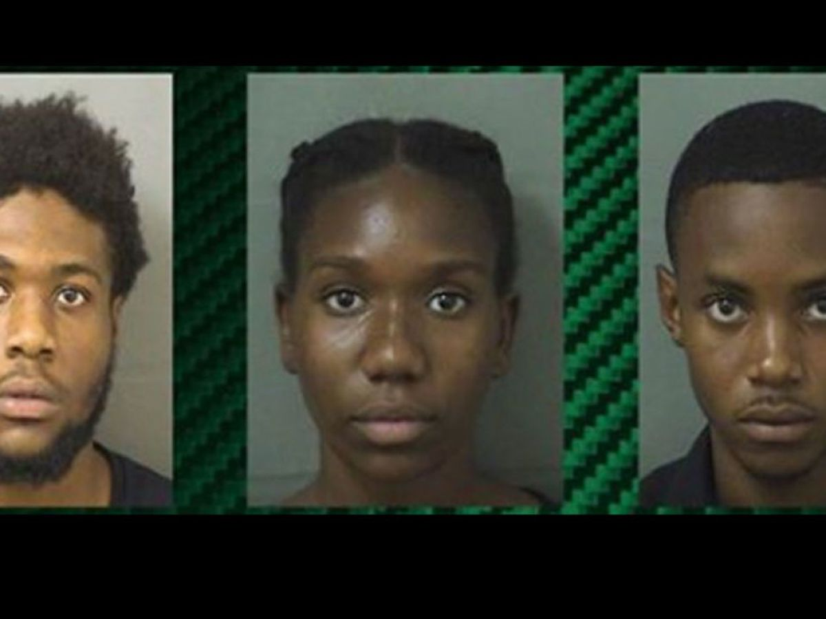 3 held in connection with deadly Palm Beach Co. shooting, sheriff's office says