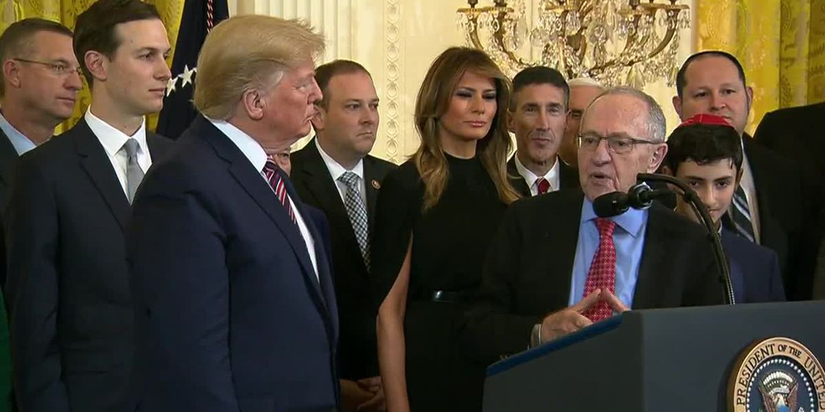 A look at Trump's legal team for impeachment