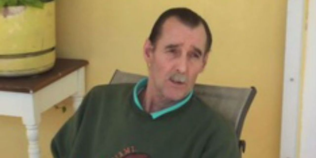 Man with dementia discharged from hospital alone