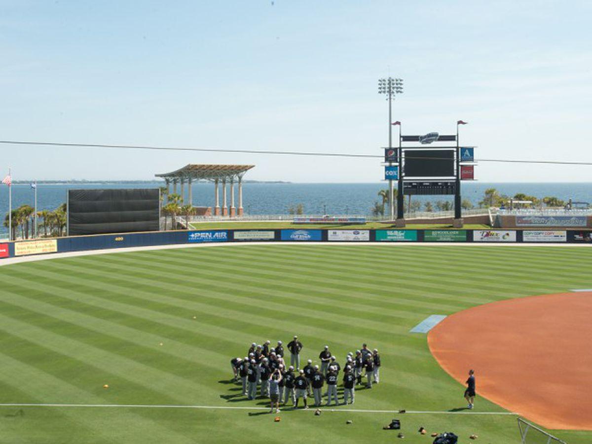 Florida baseball team lists stadium on AirBnB for $1,500