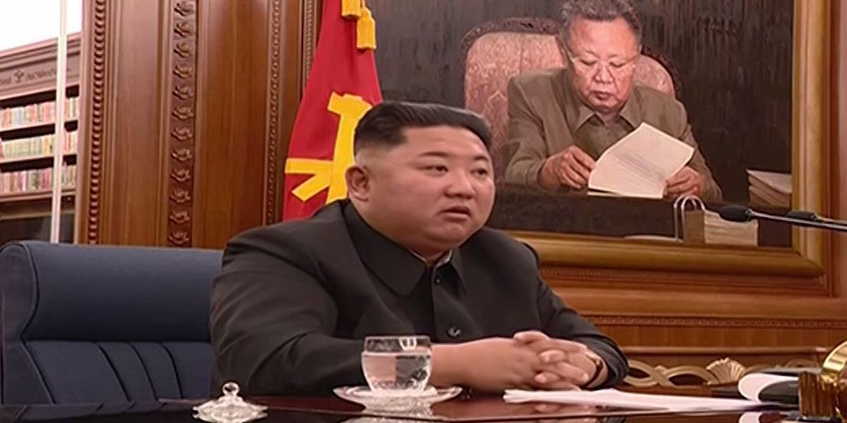 North Korea's Kim holds meeting on bolstering nuclear forces