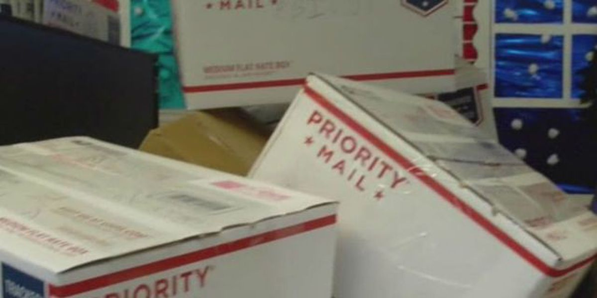 Time running out to mail Christmas packages