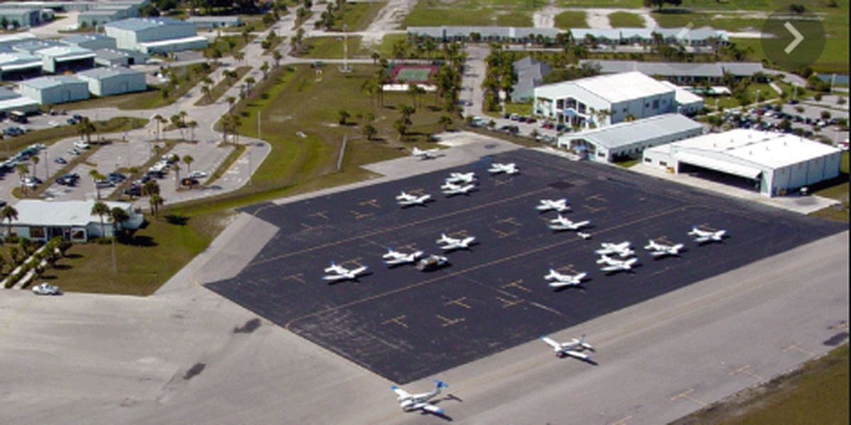 Construction worker killed at Treasure Coast airport