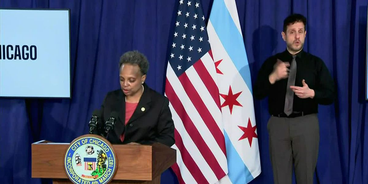 Mayor: Chicago has history of police violence