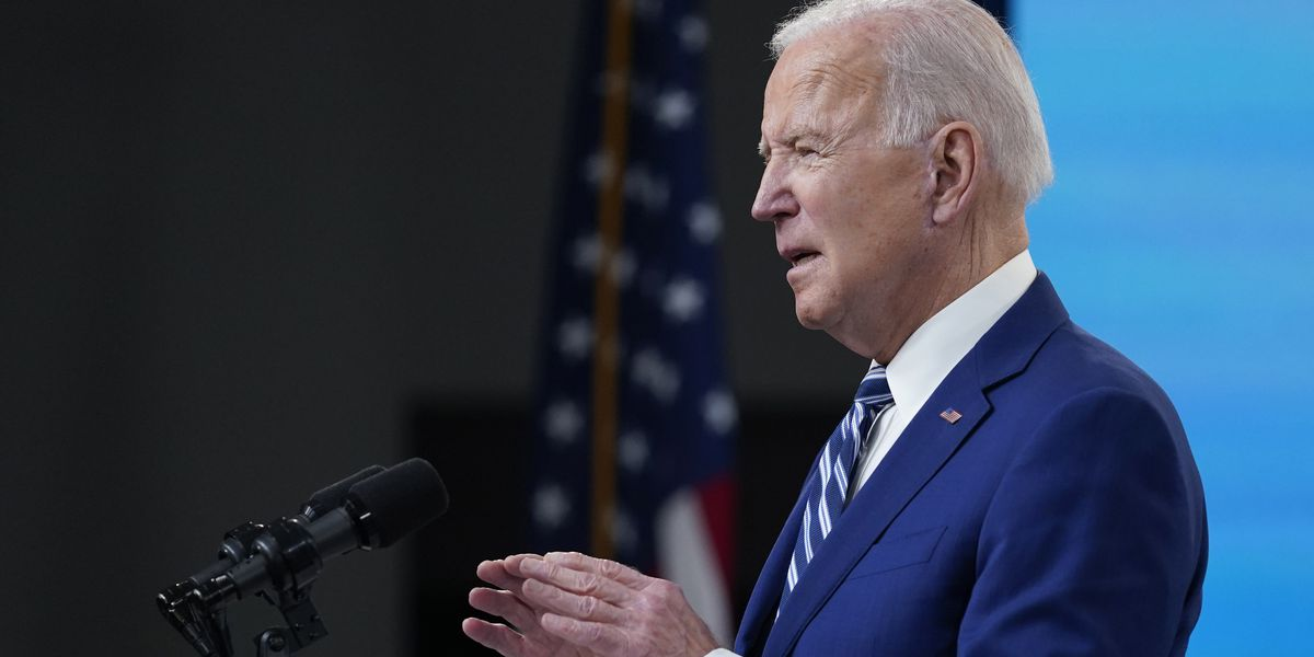 Biden to address joint session of Congress on April 28