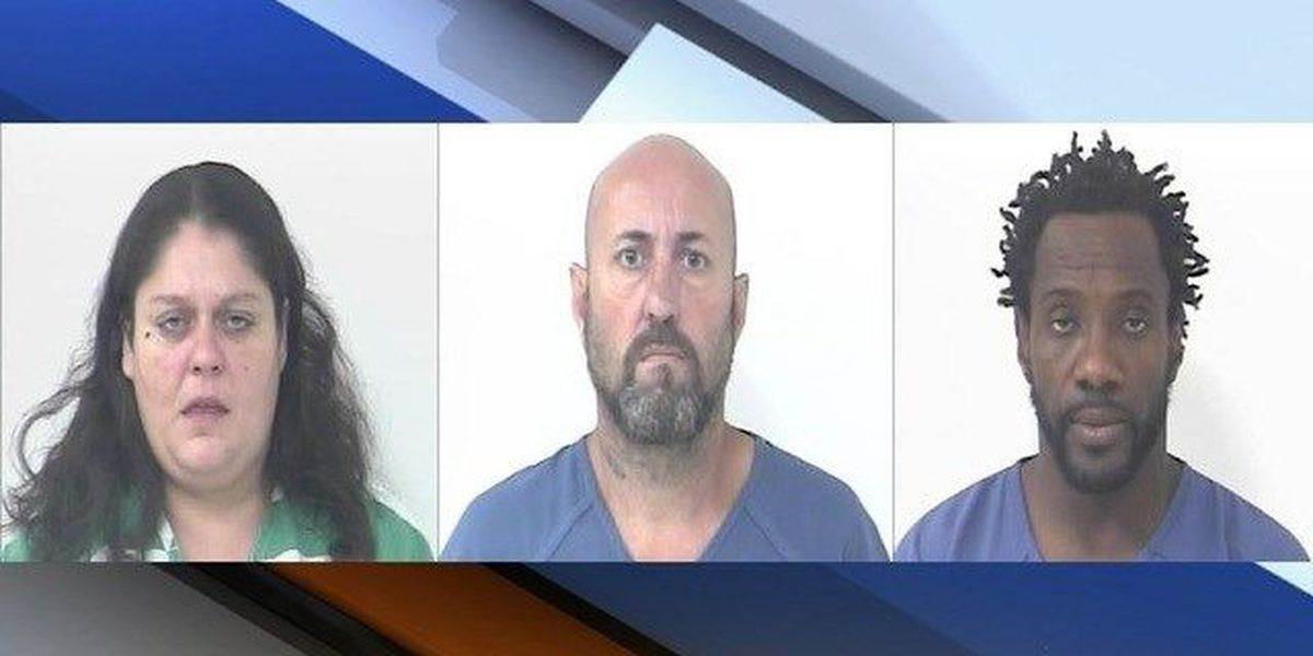 3 Accused of trying to use woman as prostitute