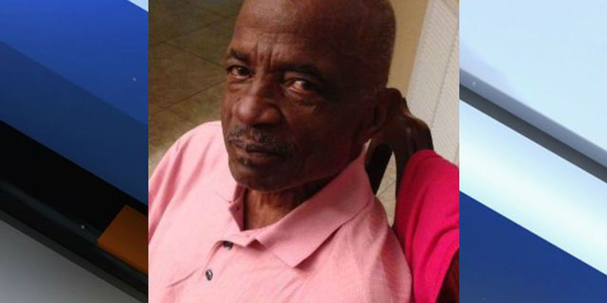 83-Year-old missing man found safely