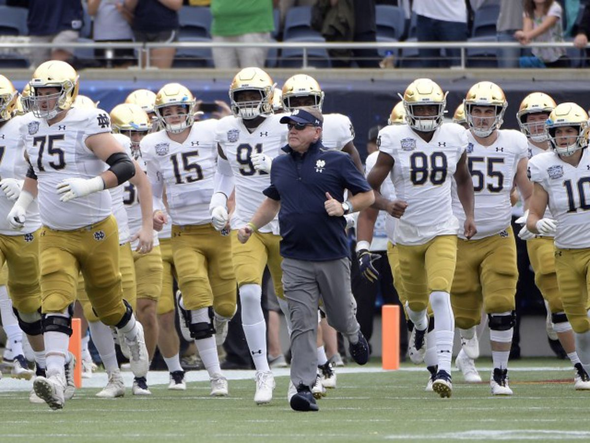 Notre Dame to join ACC for 2020 season