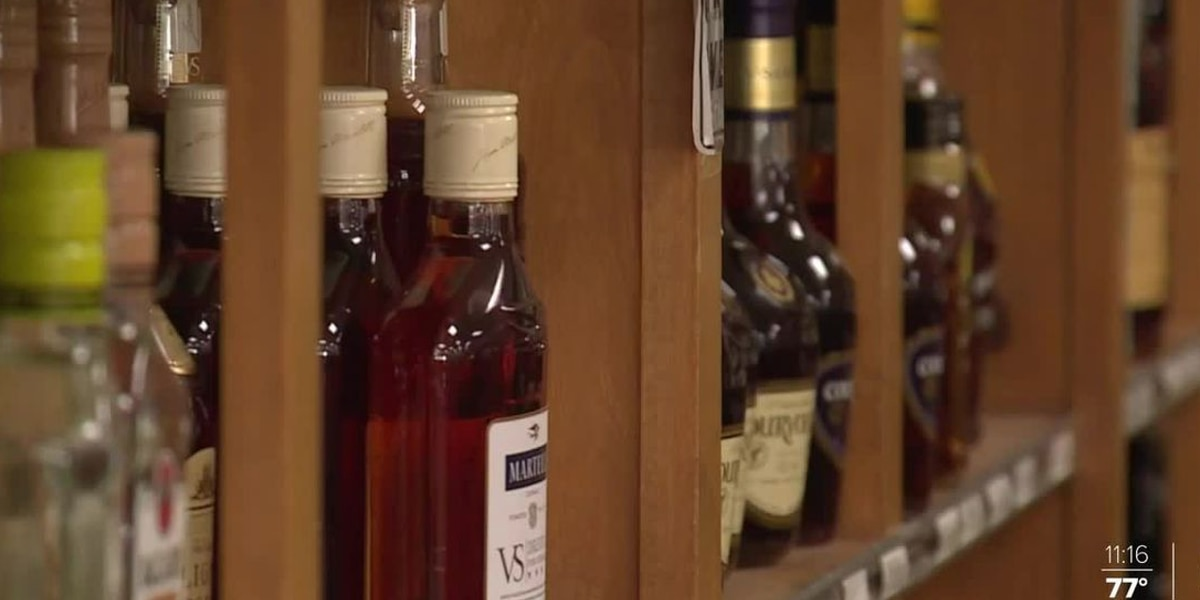 Why is a liquor store considered an 'essential' business?