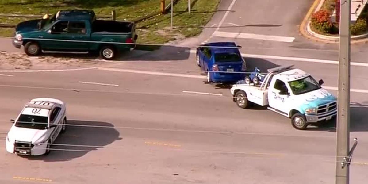 Pedestrian identified in hit-and-run crash